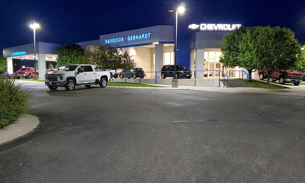 Davidson-Gebhardt Chevrolet