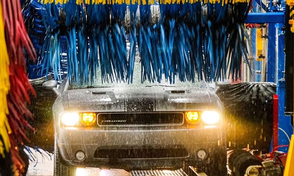 Breeze Thru Car Wash – Johnstown