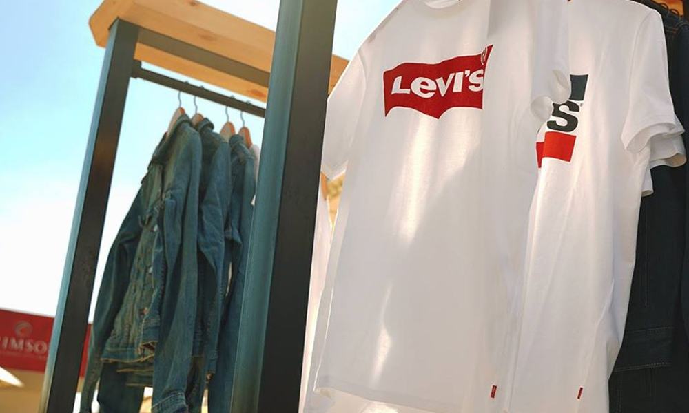 Levi's Outlet Store at Outlets at Loveland