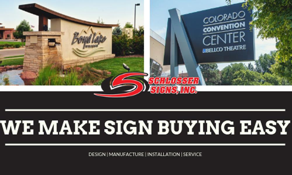 Schlosser Signs, Inc.